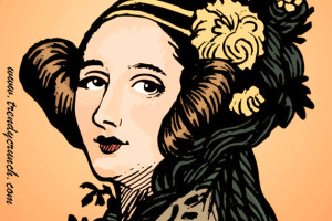 August Ada King ( Ada Lovelace )