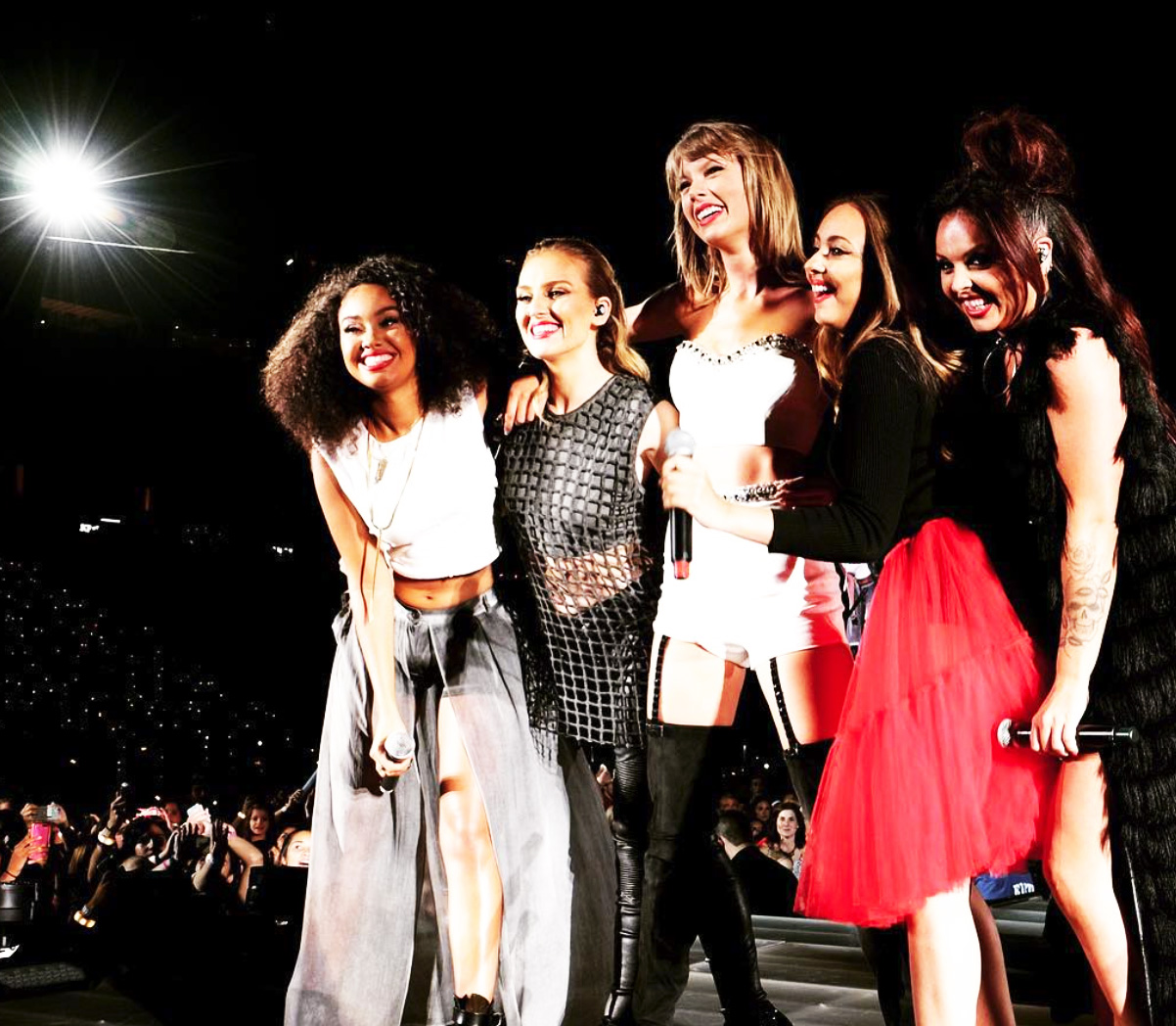 Taylor Swift & Little Mix girls