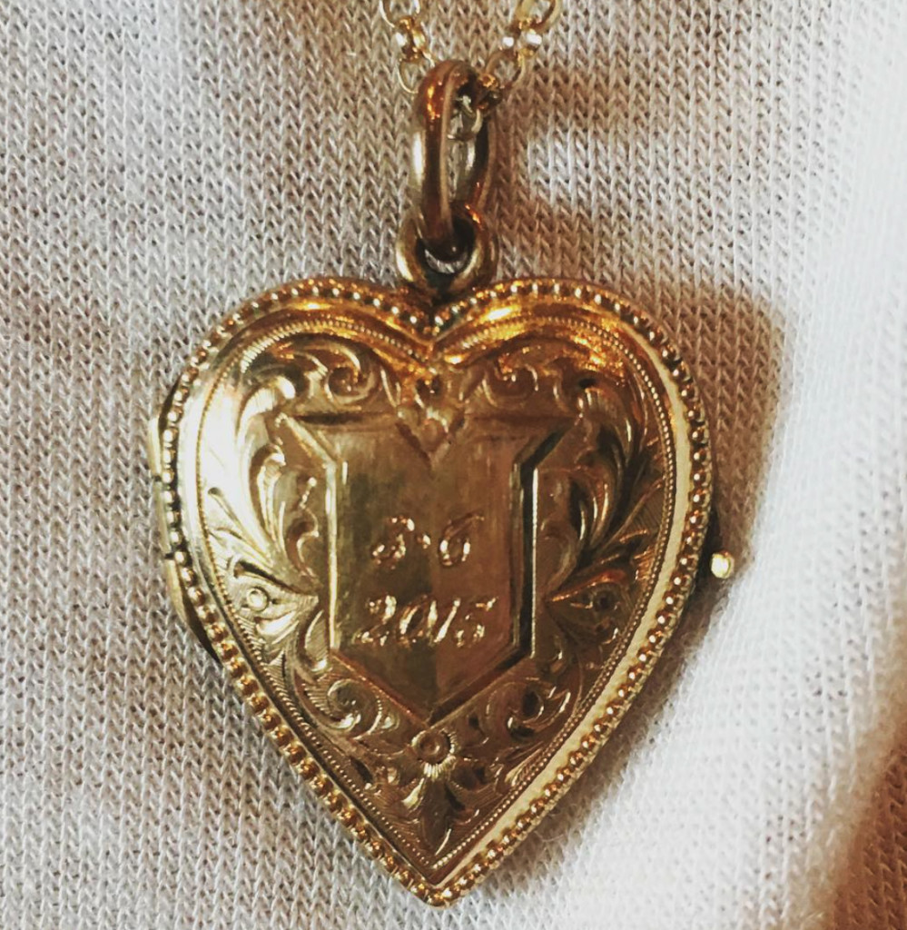 Taylor Swift Locket Gift