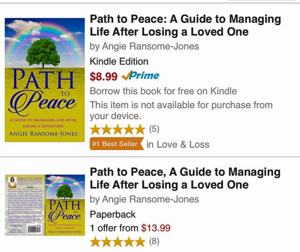Path to Peace - A Guide to Managing Life After Losing a Loved One