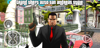 San Andreas Gangster Island