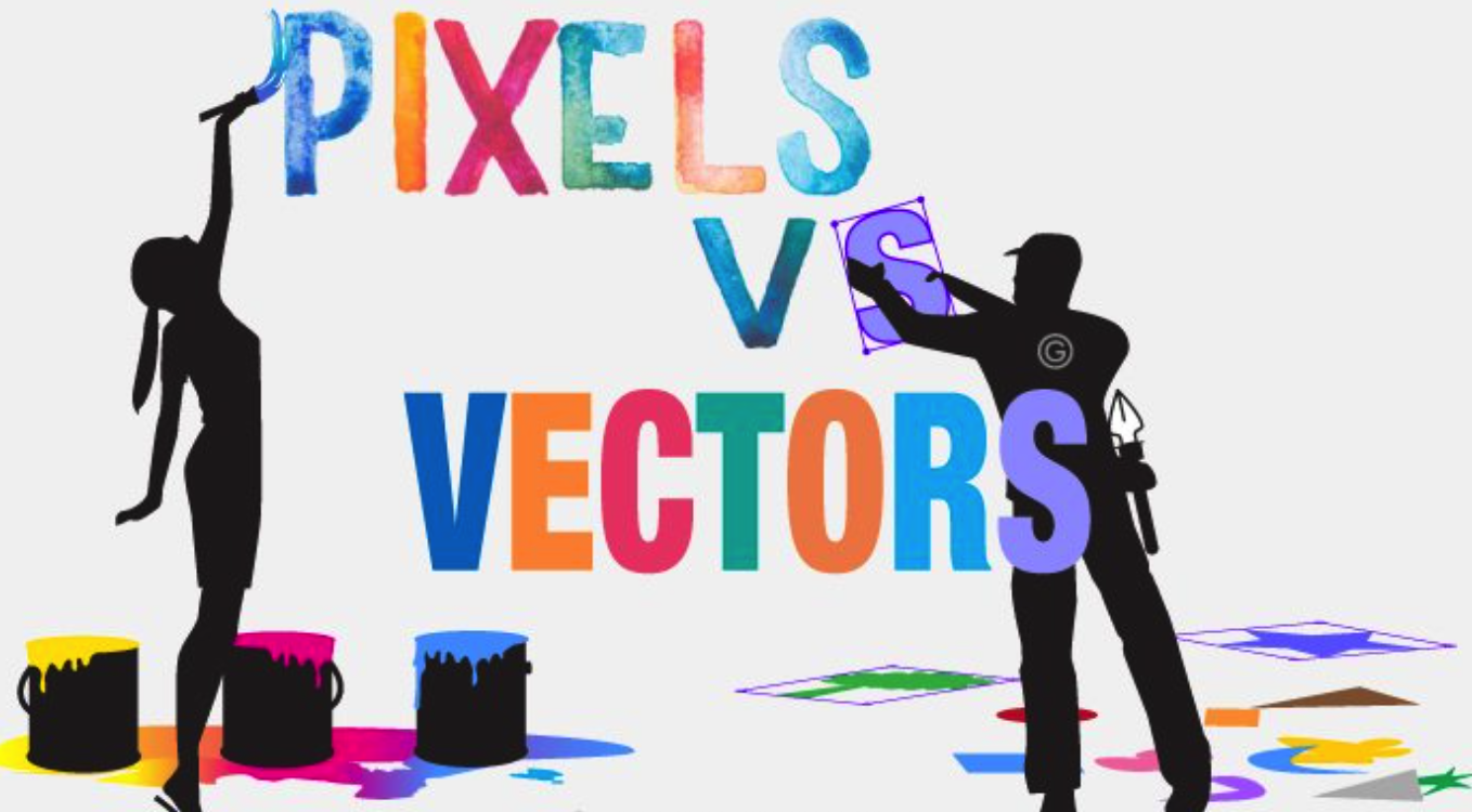 How To Explain Raster vs. Vector To Your Clients
