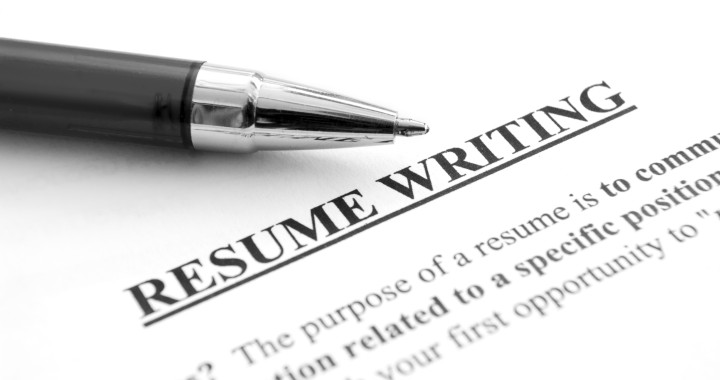 resume writing & securing job